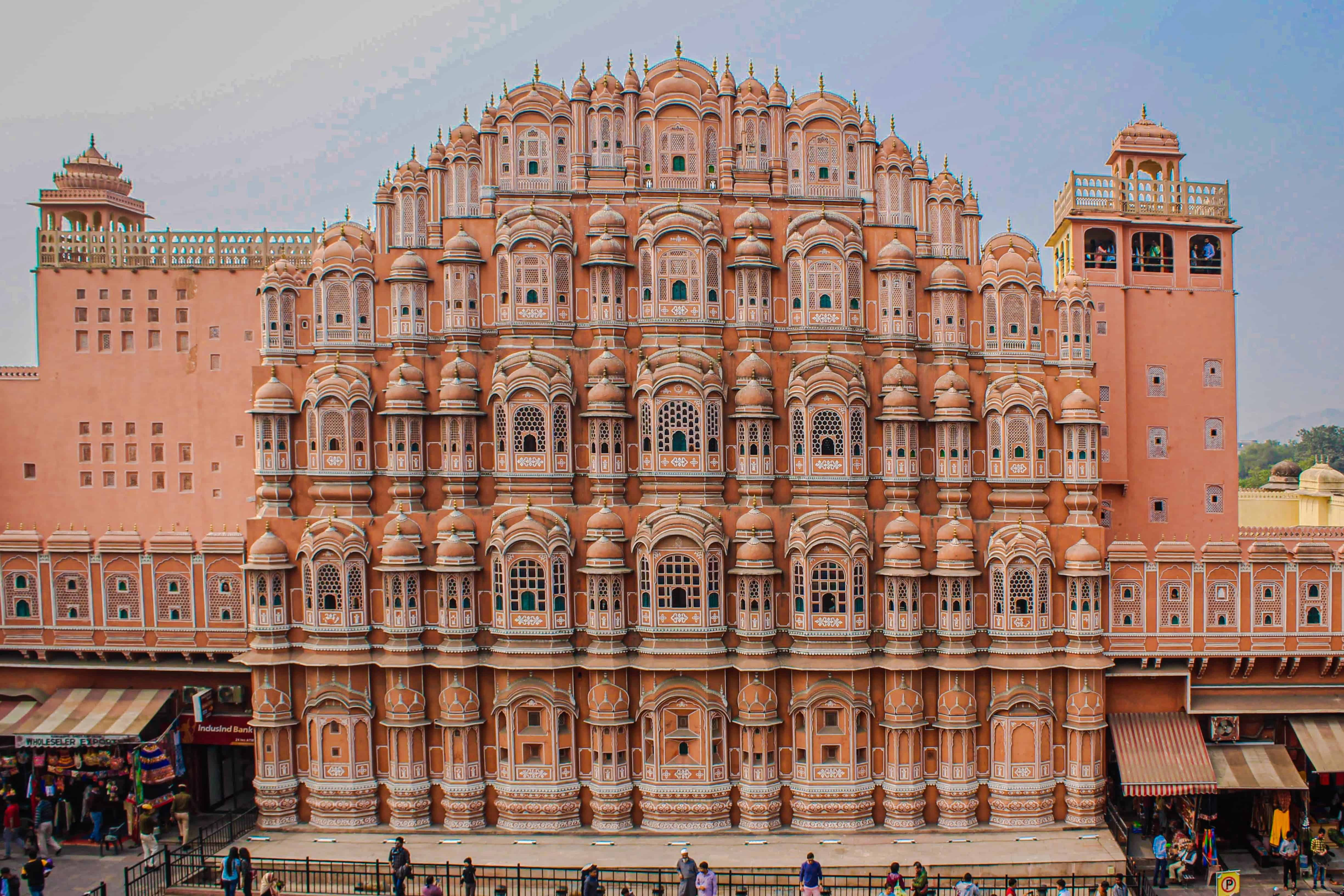 Hawa Mahal- One of the iconic places to visit in Jaipur