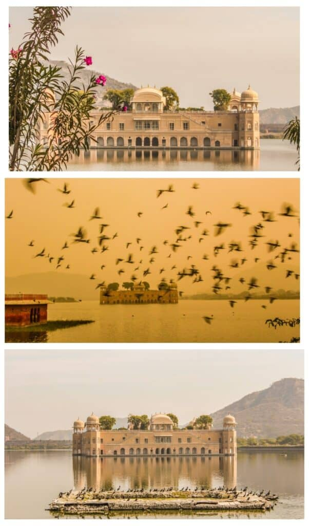 Jal Mahal- one of the best places to visit in Jaipur for a sunrise