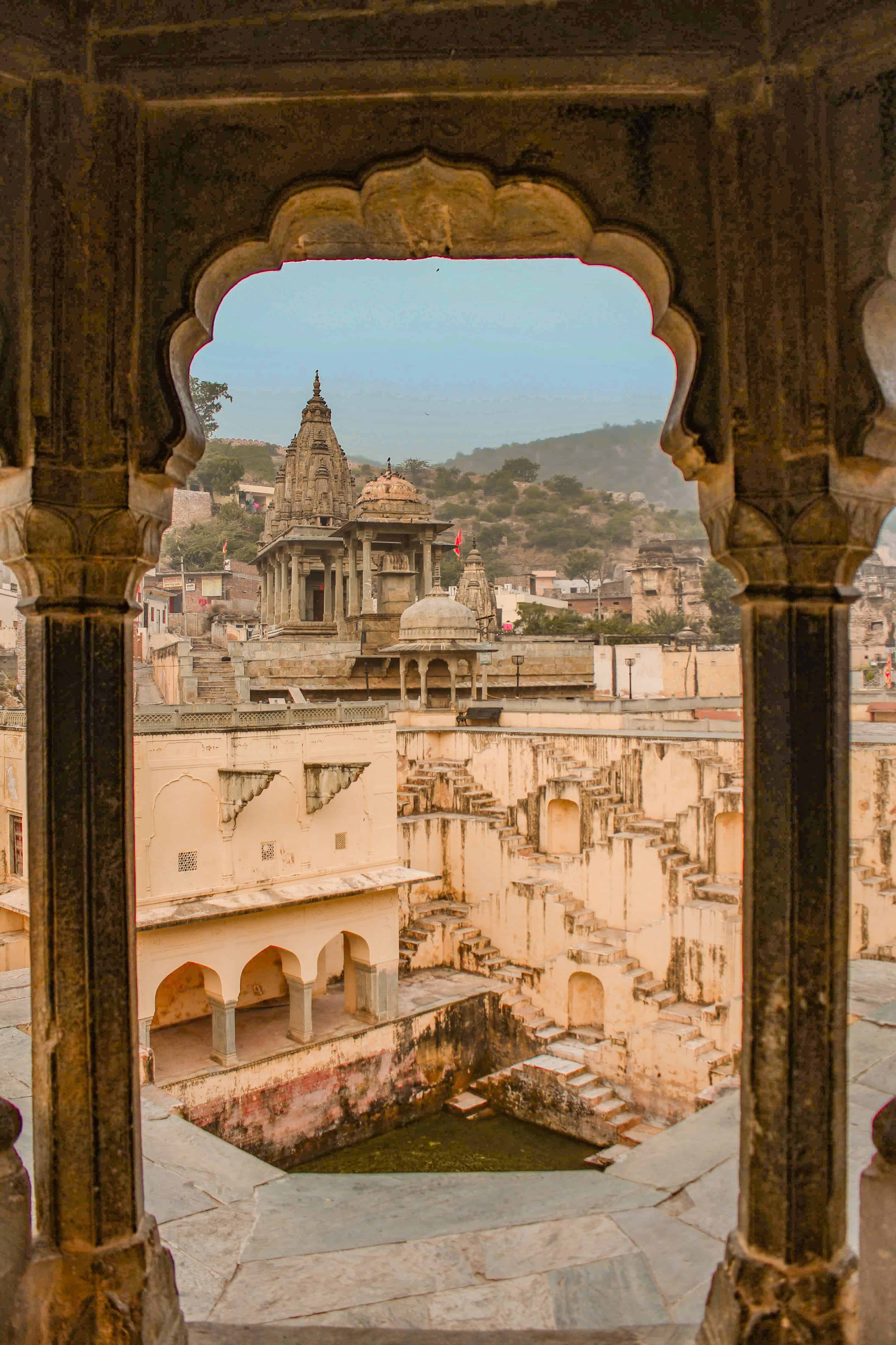 Panna Meena ka Kund- one of the best offbeat places to visit in Jaipur